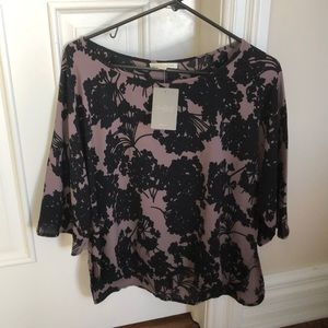 Anthropology shirt by Paper Crown.  NWT